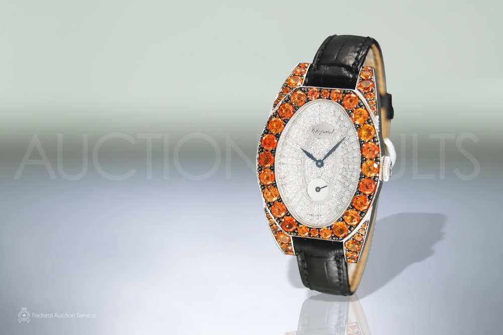 Fine Chopard Watch sold for $15,100